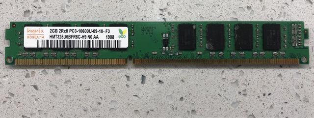 Оперативная память для ПК DIMM DDR3 2Gb модуль памяти ОЗУ.