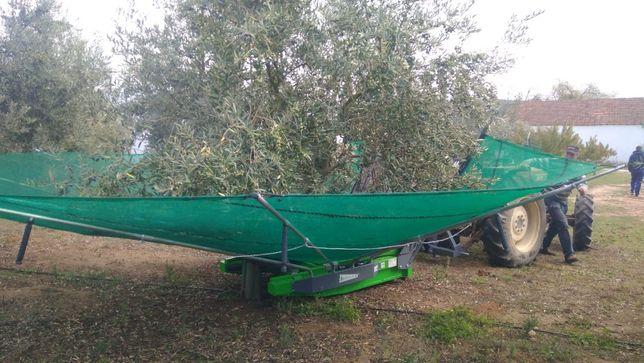 Olitree - Apara Frutos - Toldes - Azeitona - Amêndoa - Alfaias - Manto