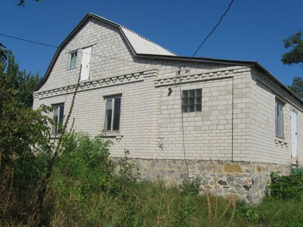 ПРОДАМ Будинок (недобудова введена в експлуатацію)