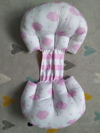 Poduszka do spania w ciąży