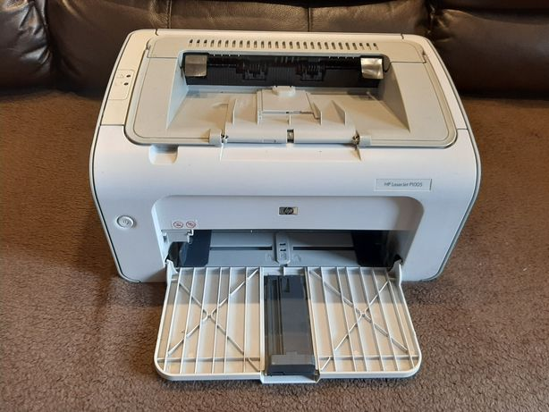 Лазерный принтер Нр р 1005