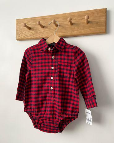 рубашка-боді від carters oshkosh