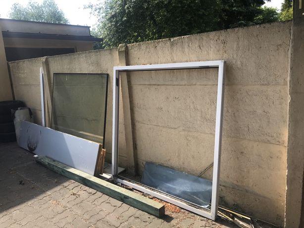 Okno witryna fix