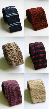 Knity różne wzory i kolory - włókna syntetyczne