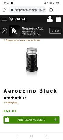NOVO Aeroccino3 Nespresso