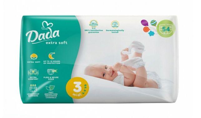 Памперсы Dada extra soft 3