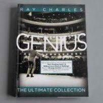 Ray Charles-Genius-Ultimate Collection-Limited DeLuxe Digibook Edition