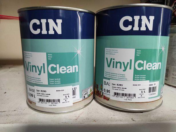 Tinta CIN - Vinyl Clean