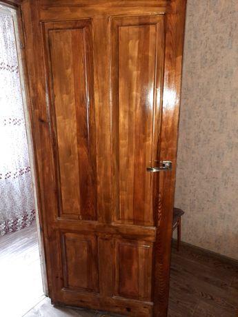 Деверянные двери