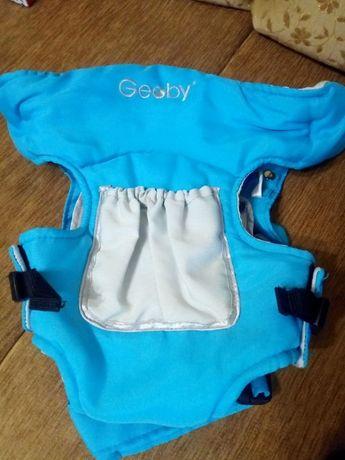 Рюкзак переноска geoby в идеальном состоянии