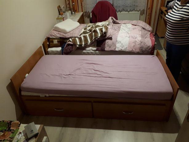 Łóżko 1os. 2m X 90cm