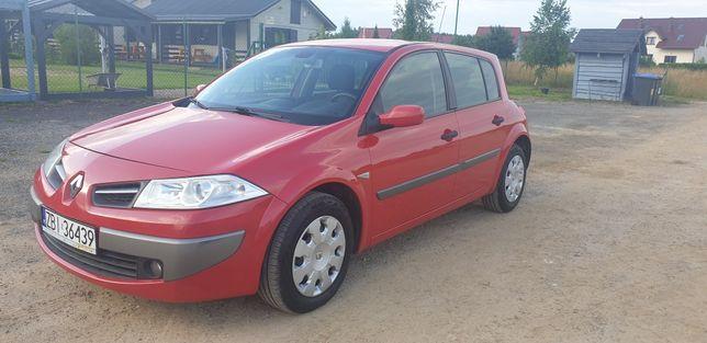 Renault Megane Klimatyzacja.