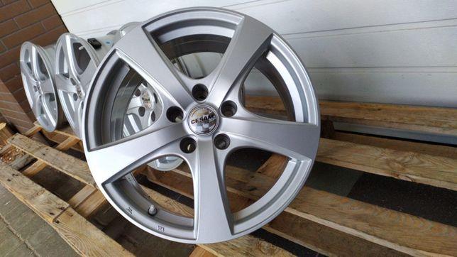 Felgi aluminiowe 17'' 5x114,3 ET35 MITSUBISHI MAZDA NISSAN TOYOTA KIA