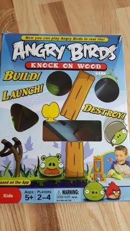 Angry Birds gra strzelające ptaki