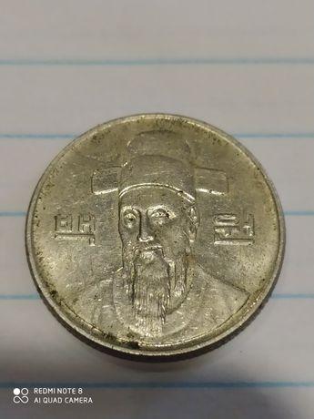 Монетка 100 юаней