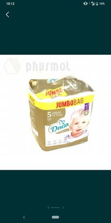 Pampersy Dada extra care 5