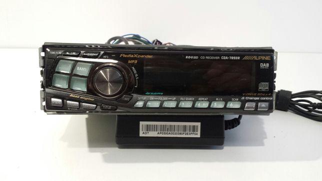 Super radio Alpine CDA-7893