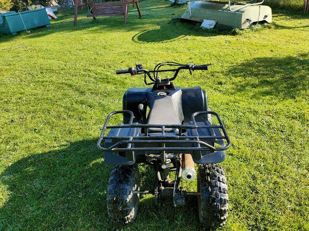 Quad ATV 110 po kapitalnym remoncie