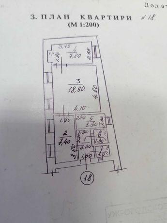 Продаж 2-х кімнатної квартири