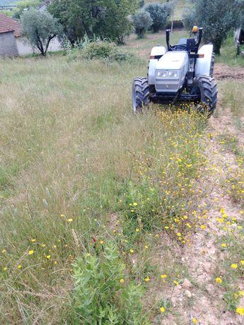 Tractor lamborghini crono 55