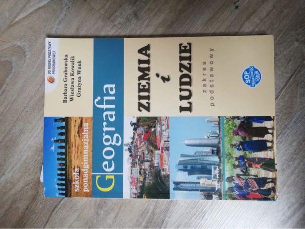 Podręcznik Liceum, Geografia Ziemia i Ludzie, poziom podstawowy