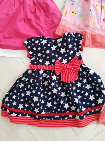Sukienka r. 86 12 - 18 miesięcy