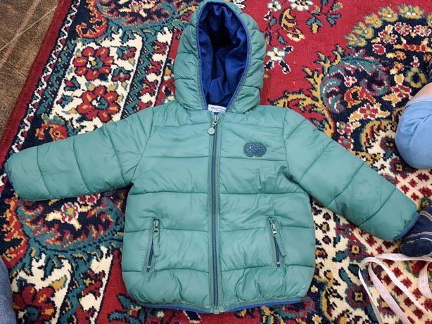 Курточка для малыша