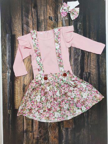 Body, sukienka dla dziewczynki