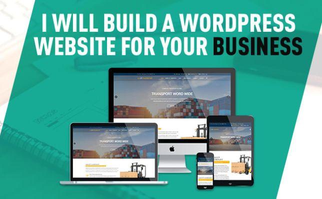 Разработка сайтов на Wordpress (интернет-магазины, каталоги, блоги)