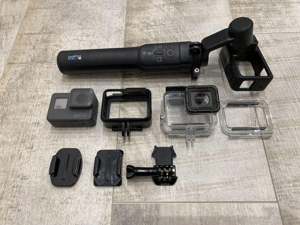 Kamera GoPro Hero 5 Black + Gimbal GoPro Karma Grip