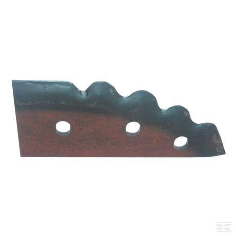 Nóż paszowozu 210x94x5 mm pasuje do Scariboldi
