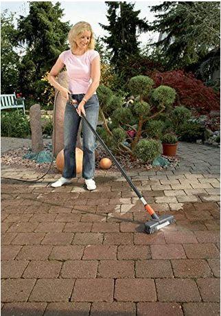 Gardena Comfort Cleansystem комплект для мытья террасы и плитки