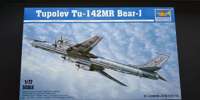 Tupolev TU-142MR 1/72 Trumpeter