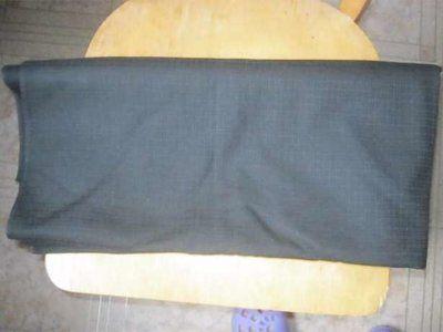 Отрез ткани, ткань костюмная полушерстяная