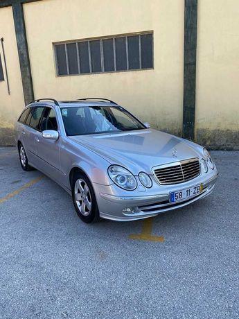 Mercedes E220cdi - 240000 kms reais
