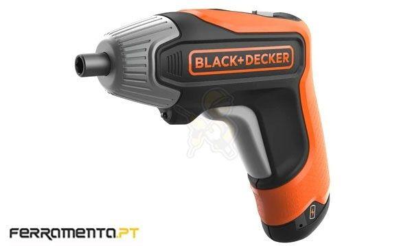 Aparafusadora 10.8V 1.5Ah Black&Decker BCF611CK-QW