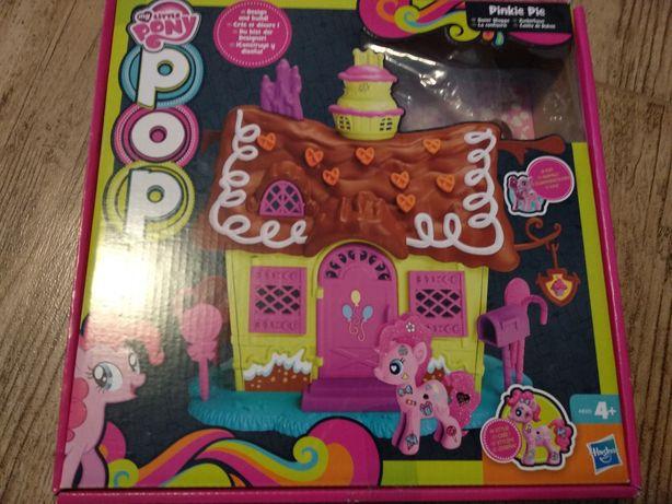 My little pony Cukiernia Pinkie Pie