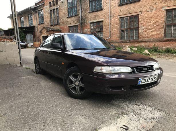 Mazda 626 gbo газ