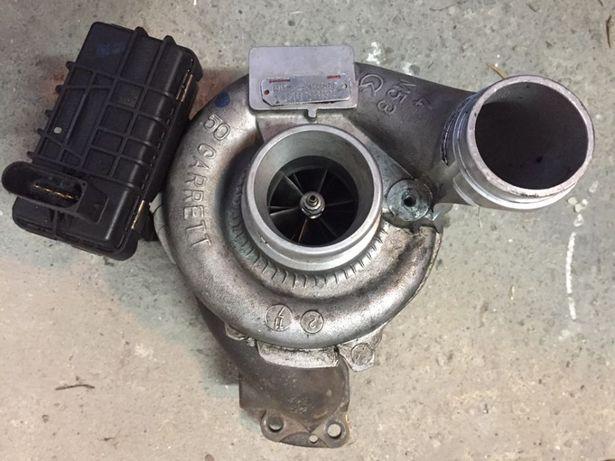 Turbosprężarka GARRET JEEP Mercedes PSA