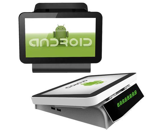 Android POS-моноблок 12,1″ ПОС-система, сенсорный терминал для кафе
