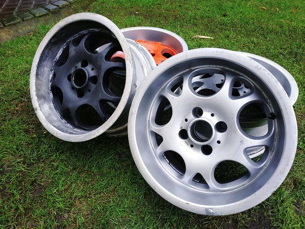 →Felgi BORBET Emotion Wheel 15x8 4x100 VW polo GTI GOLF 1 2 JEETA OPEL