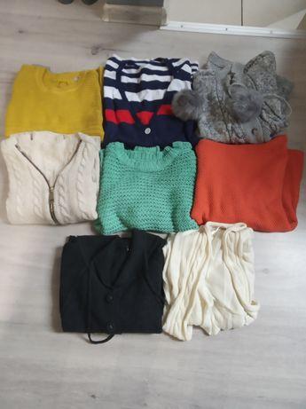Zestaw swetrów M/L h&M mohito atmosphere paka