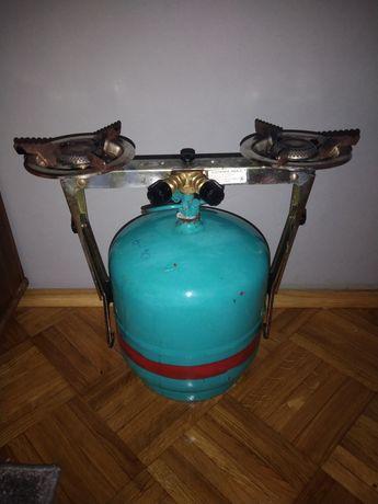 Kuchenka turystyczna gazowa butla
