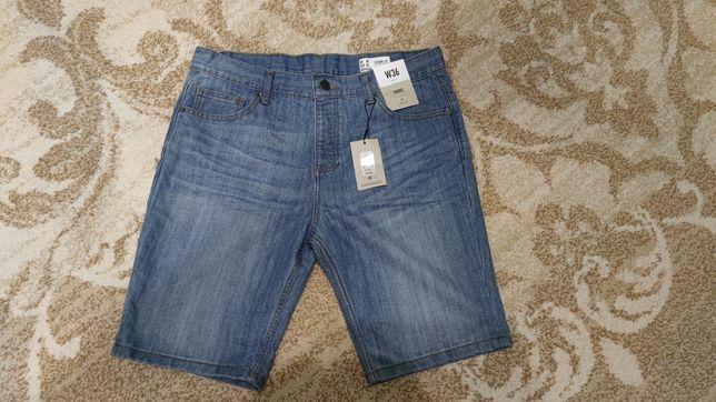 Мужские джинсовые шорты Primark W36