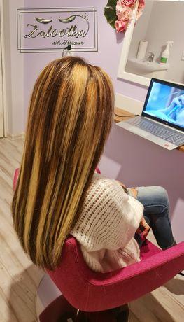 Przedłużanie włosów przedluzanie wlosow