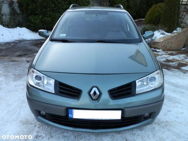 Renault Megane Renault Megane 2 1.6 16v 2006 r. 299000km B + G