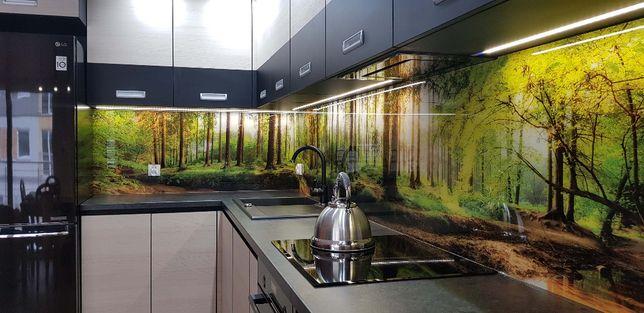 szkło z nadrukiem do kuchni panel szklany lakobel Wałbrzych