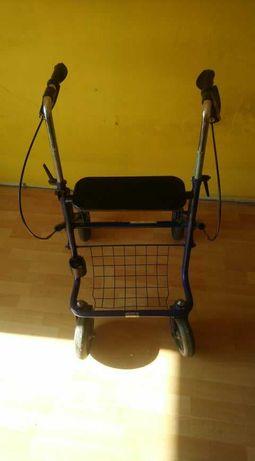Balkonik/chodziki rehabilitacyjny do chodzenia