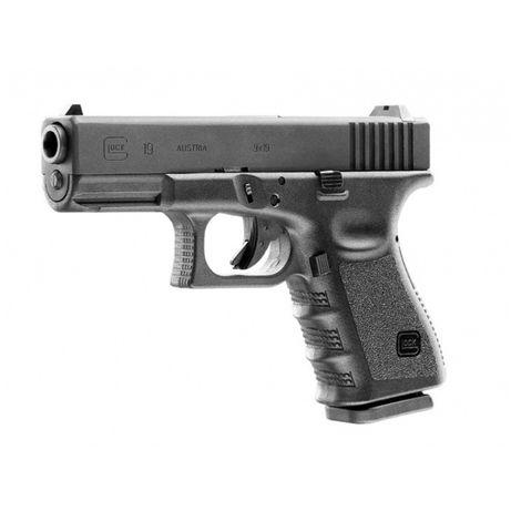 Pistolet wiatrówka Glock 19 4,5 mm BB CO2 + 1500AMO +5x co2