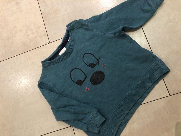 Bluza dziecięca ZARA BabyBoy r. 86